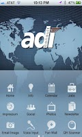 Screenshot of adi Consult Europe