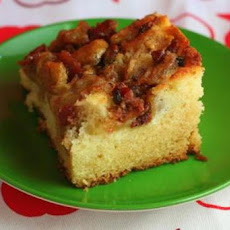 Bacon Breakfast Cake