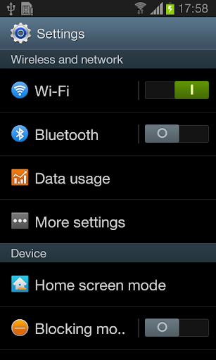 Helvetica Neue FlipFont - screenshot