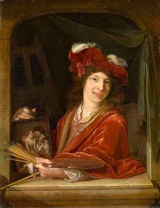 RIJKS: Adriaen van der Werff: painting 1690