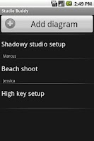 Screenshot of Photo Studio Buddy Lite