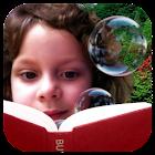 Bubble Pop Reading Kids Game icon