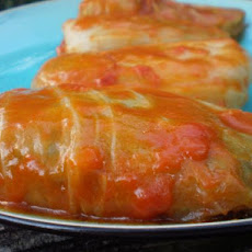 Stuffed Cabbage Roll Skillet