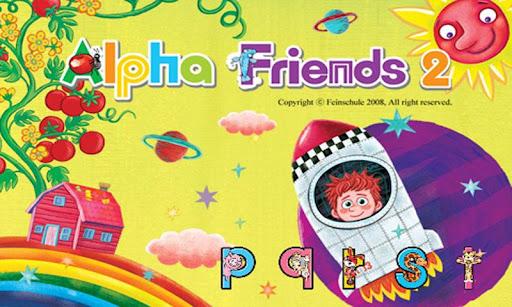 Alpha friends 2-4 P~T