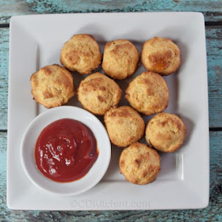 Better Baked Hush Puppies