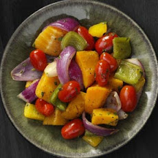 Rainbow Vegetable Skillet Recipe