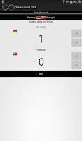 Screenshot of Tipstar Brasil