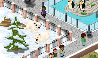Screenshot of My Little Zoo FREE