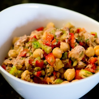 Light, Bright Tuna Salad