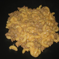 Homemade Cheeseburger Macaroni Hamburger Helper