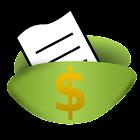 ExpenseClam expenses & mileage icon