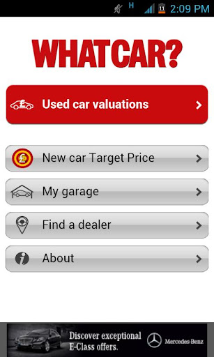What Car Car valuations