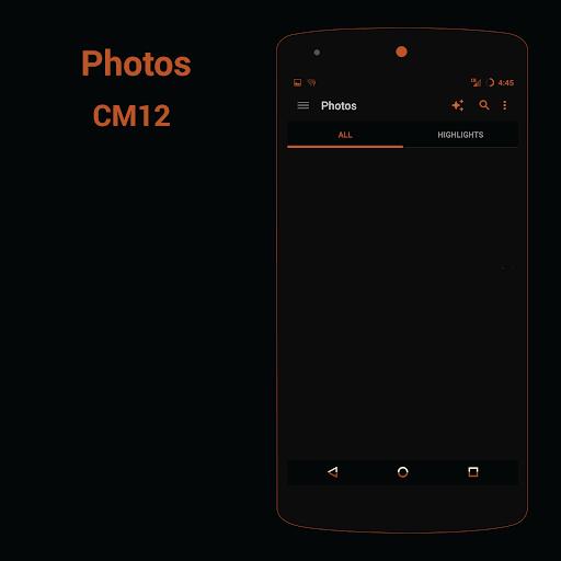Tang CM13 / CM12 / CM12.1 - screenshot