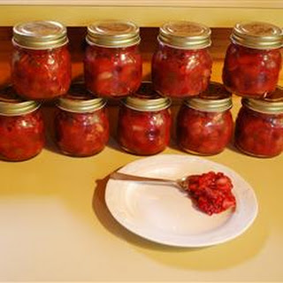 Spicy Cranberry Chutney