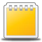 eNotebook icon