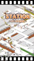 Screenshot of STATION-Train Crowd Simulation