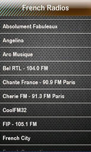 French Radio French Radios