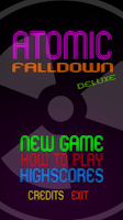 Screenshot of Atomic Falldown Deluxe