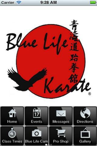 Blue Life Karate