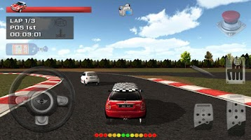 Screenshot of Grand Race Simulator 3D