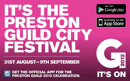 Preston Guild 2012 IT'S ON