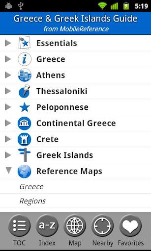 Greece Greek Islands - Guide