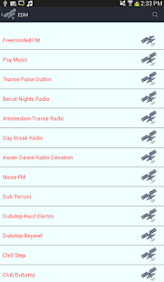 Orbit Radio - screenshot