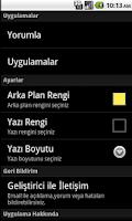 Screenshot of Fast Note