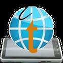 Rome Tourist Tablet GPS icon