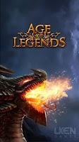 Screenshot of Age of Legends: Kingdoms RPG