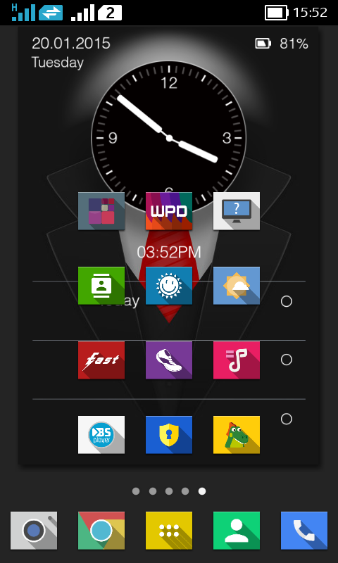 Furatto Icon Pack Screenshot 5