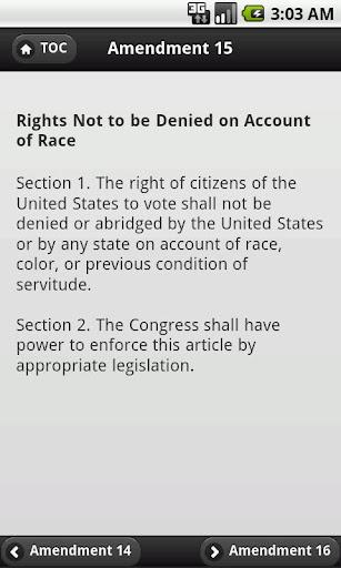免費教育App|US Amendments|阿達玩APP