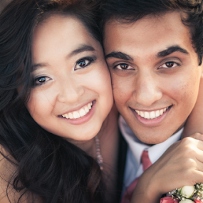 untitled by Timothy Horng - People Couples ( gilbert, az, school, indian, couple, hamilton, prom, high, phoenix, asian )