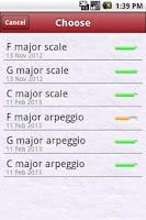 Screenshot of ScaleHelper Lite