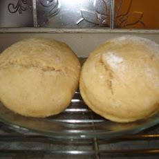 Whole Wheat Yeast Biscuits