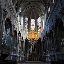 light and shadow by Almas Bavcic - Buildings & Architecture Places of Worship