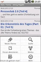 Screenshot of IBC-Forum