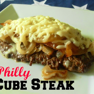 Philly Cube Steak