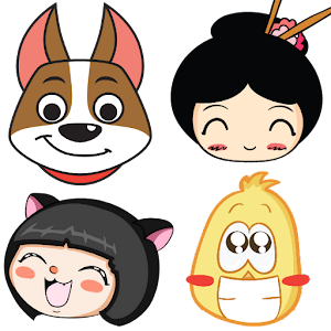 Sticker World by Emoji World ™ For PC / Windows 7/8/10 / Mac – Free Download