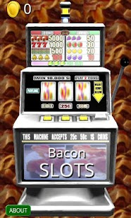 3D Bacon Slots - Free - screenshot