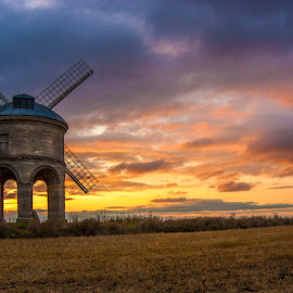 Chesterton Windmill by Ian Flear - Buildings & Architecture Public & Historical