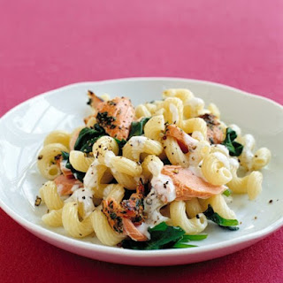 Salmon Pasta Martha Stewart Recipes
