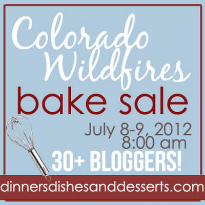 Colorado WildFires Bake Sale