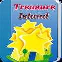 리틀잉글리시-Treausre Island(6세용) icon