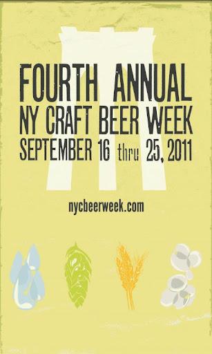 NY Craft Beer Week 2011