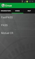 Screenshot of Emue Enterprise Authenticator