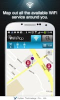 Screenshot of WiFiMap (Free WiFi)