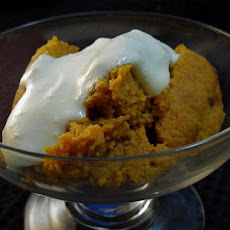 Pumpkin Carrot Pudding (Kugel)