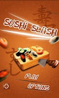 Screenshot of Sushi Slash HD