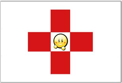 红十字会-金钱
